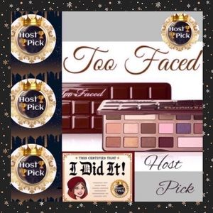 🎁🌲 • 🏆HP🏆 • 💯Authentic Too Faced Eye❣️
